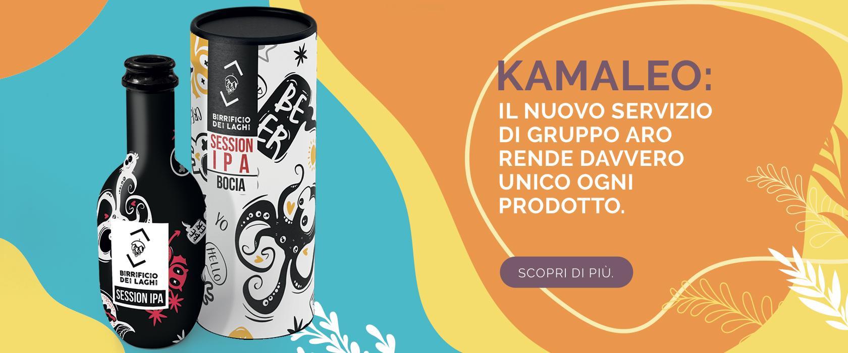 KAMALEO limited etidion pezzi unici unico file