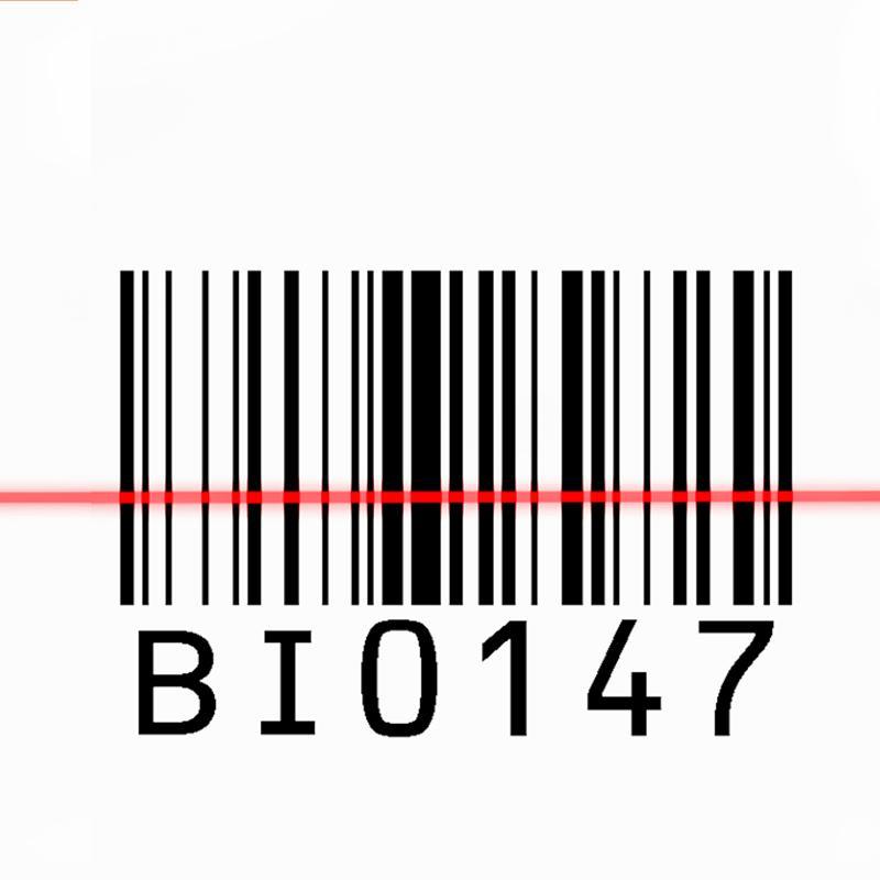 Etichetta numerazione progressiva
