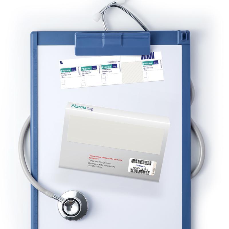 funzionale etichetta triplo pharma
