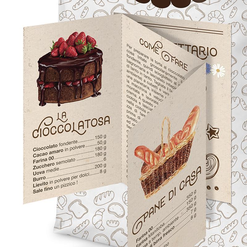 multipagina etichette alimentare