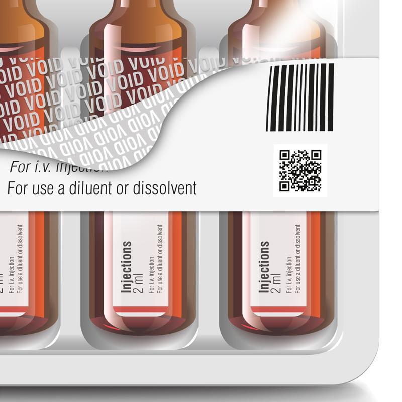 etichetta sicurezza pharma