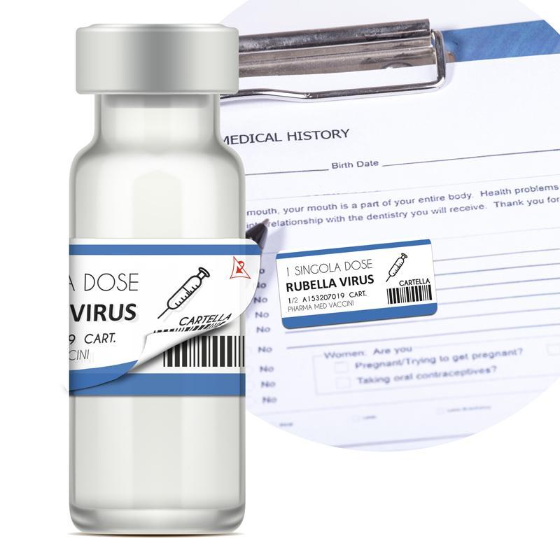 funzionale etichetta doppia pharma