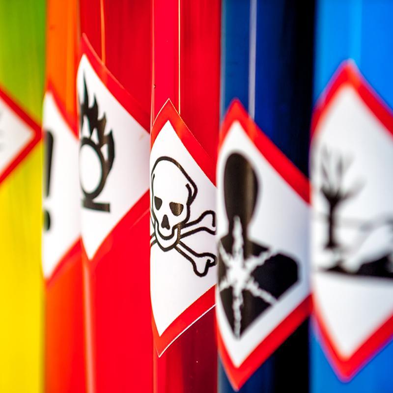 sicurezza chimica